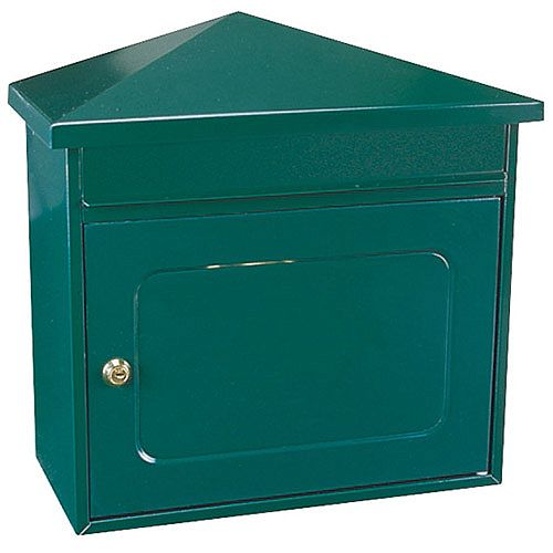 Worthersee Mail Box Black 371787