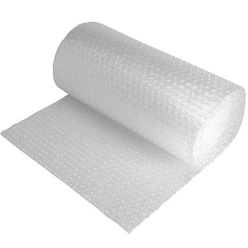 Jiffy Bubble Wrap Film Roll 750mm x 75m Clear Ref SL20