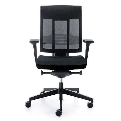 Xenon Swivel Ergonomic Mesh Back Task Operator Office Chair Black