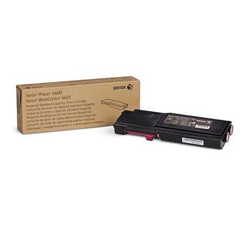 Xerox Phaser 6600/WorkCentre 6605 Toner Cartridge High Yield Magenta 106R02230