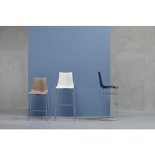 Zebra Technopolymer Canteen &Breakout Chairs &Stools
