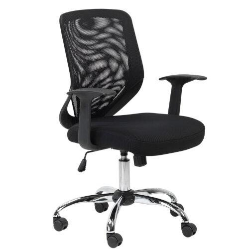 Alphason Mesh Office Chair Atlanta Black