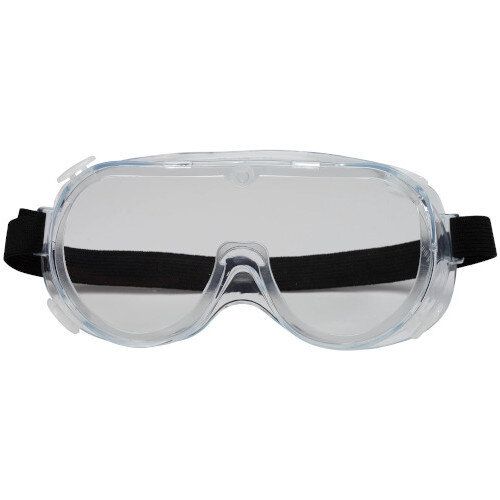 Safety Goggles Clear Lens, Anti-Fog Pack of 10 Ref PGG48HD-10