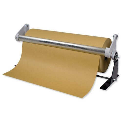 Tissue Paper Roll Basket : Counter roll holder wrapping paper width mm huntoffice ie