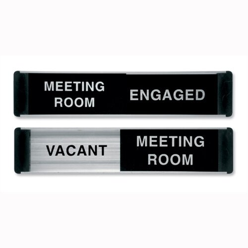 Meeting Room Sign Slider