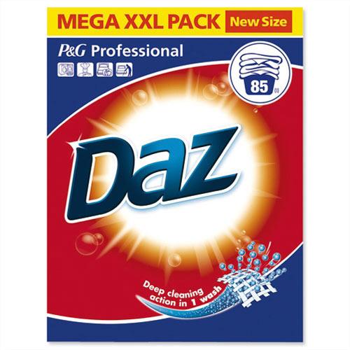daz washing powder mega xxl box 85 washes. Black Bedroom Furniture Sets. Home Design Ideas