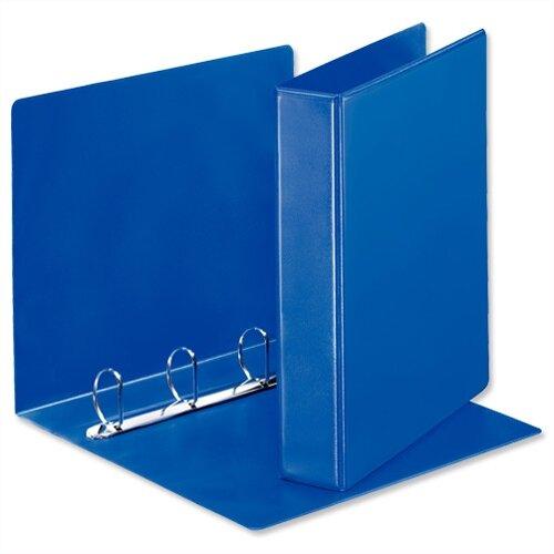 Esselte Presentation Ring Binder A4 Blue 40mm Size 4 D