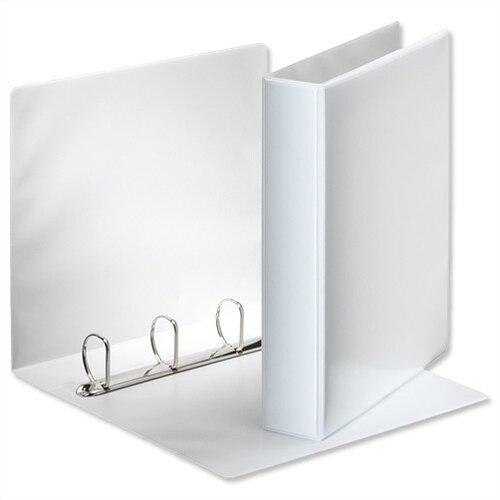Esselte Presentation Ring Binder A4 White 40mm Size 4 D