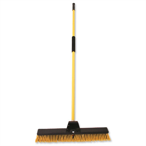 Dustpan With Long Handle And Broom Set