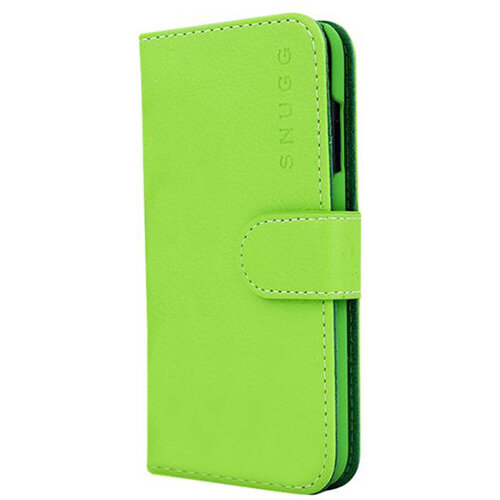 online store a7ebf a62a4 Snugg Legacy Flip Cover for Apple iPhone X Smartphone Green