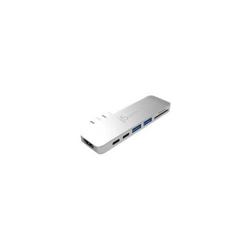 j5create JCD382 Ultra Drive Dock - mini-dock - HDMI
