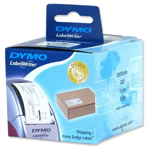 Dymo 99014 Labelwriter Labels 54 x 101mm S0722430 Pack 220