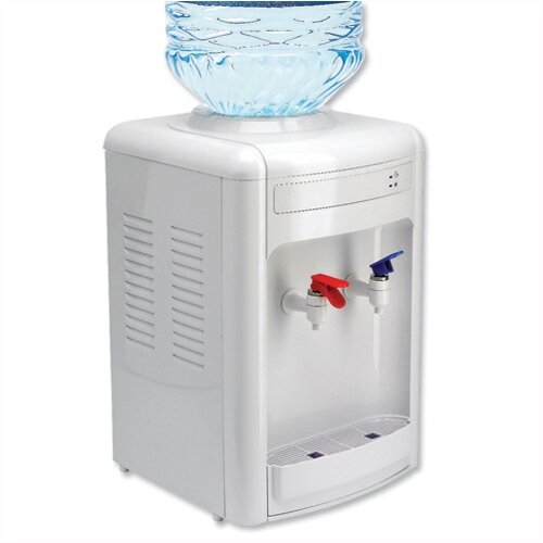 Cpd Water Cooler Dispenser Table Top White Kdbctd