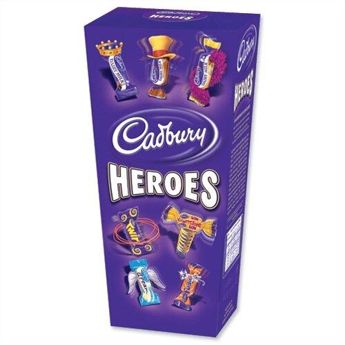 Cadbury Miniature Box Of Chocolates