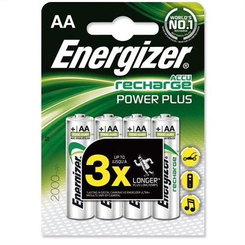laatste stijl nieuw goedkoop op voet beelden van Energizer AA Rechargeable Battery NiMH 1.2V 2000mAh Pack 4