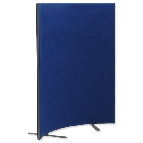 Trexus 800 curved screen free standing with stabilising for Free standing screen