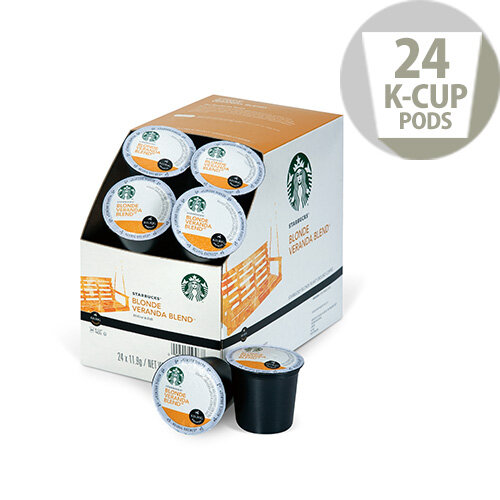 Starbucks K-Cup pods for Keurig K140 & K150 Blonde Veranda ...