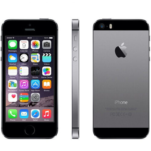 how many megapixels is the iphone 5s apple iphone 5s 16gb grey grade a ios7 8 megapixel 3031