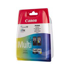 canon pg 540 cl 541 ink cartridge value pack colour pack of 2 ireland. Black Bedroom Furniture Sets. Home Design Ideas