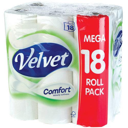 Velvet Toilet Paper