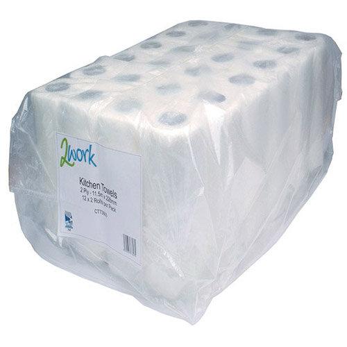 Paper Kitchen Towels Rolls