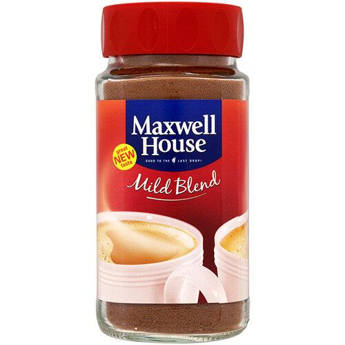 Maxwell House Coffee Powder 100g Pack Of 12 Huntofficeie