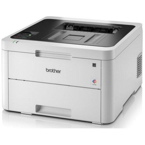 Brother HL-L3230CDW Colour Laser Printer 2400dpi (600x2400 A4, Wi-Fi, 250  sheets, 18ppm, iPrint&Scan, Google Cloud Print 2 0, Apple Airprint, Mopria,