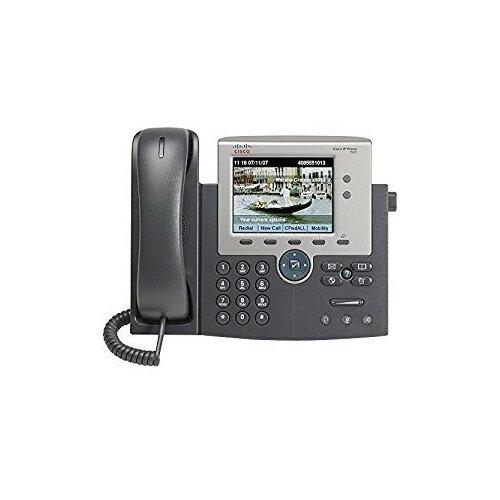 CISCO IP Phone 7945 & Jabra PRO 920 Headset Bundle