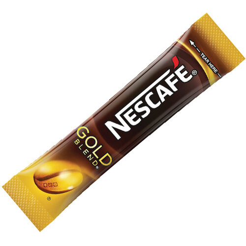 Nescaf 233 Gold Blend One Cup Sticks Instant Coffee Sachets