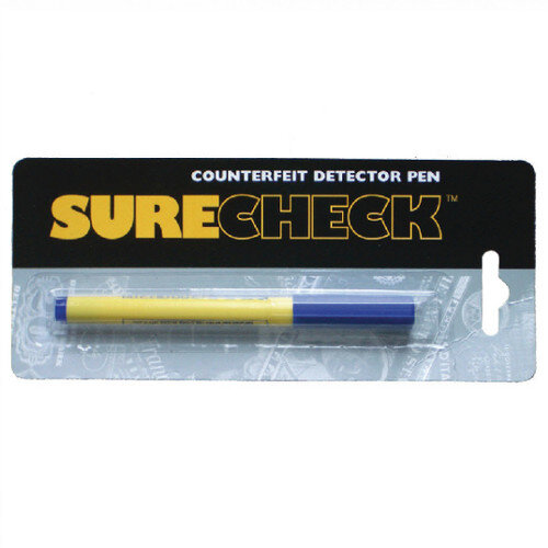 securikey fake banknotes detector pen