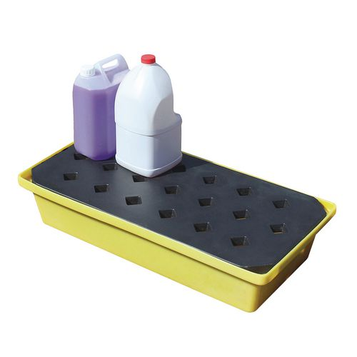 Polyethylene Spill Tray 31L Capacity