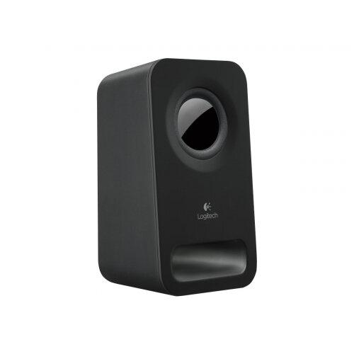 15e431152a5 Logitech Z150 - Speakers - for PC - 3 Watt (Total) - black ...