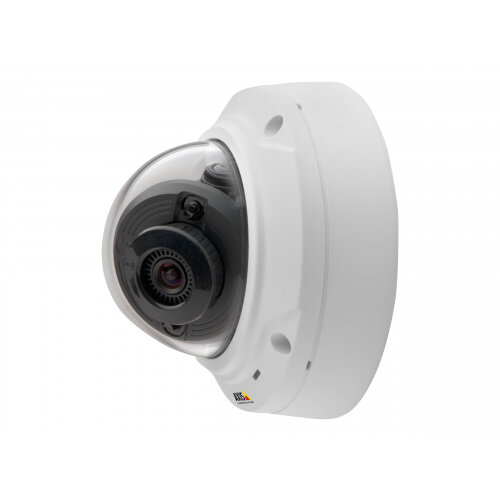 AXIS M3024-LVE Network Camera - Network surveillance camera - dome -  outdoor - dustproof / weatherproof / vandal-proof - colour (Day&Night) - 1  MP -