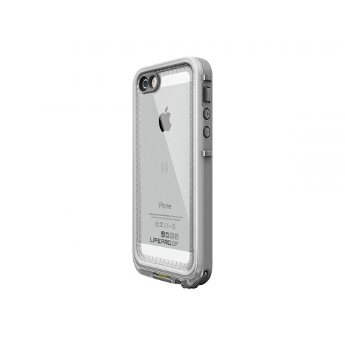 timeless design 30809 9c521 LifeProof NÜÜD - Marine case for mobile phone - white/grey - for Apple  iPhone 5s