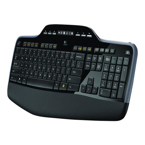 17328cad1f4 Logitech Wireless Desktop MK710 - Keyboard and mouse set - wireless - 2.4  GHz - English