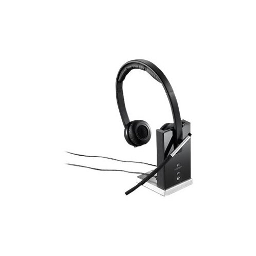 d952be8199e Logitech Wireless Headset Dual H820e - Headset - on-ear - DECT - wireless
