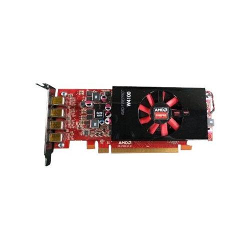 Amd Firepro W4100 Graphics Card Firepro W4100 2 Gb Low Profile 4 X Displayport Hunt Office Ireland