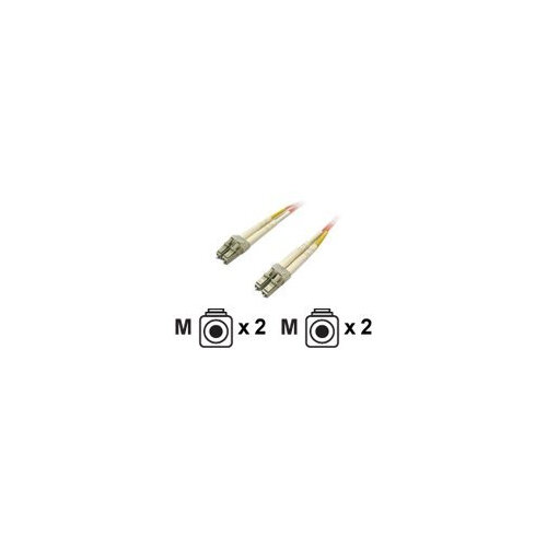Dell - Network cable - LC multi-mode (M) to LC multi-mode (M) - 5 m - fibre  optic - for Compellent FS8600, SC8000