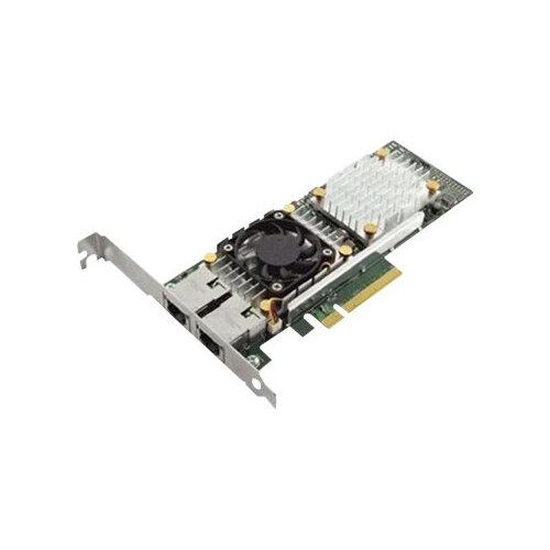 QLogic 57810 - Network adapter low profile - 10Gb Ethernet x 2 - for  PowerEdge FC630, R320, R420, R430, R520, R530, R620, R630, R720, R730, R820