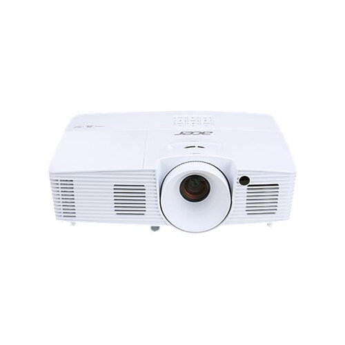 Acer X125H - DLP projector - portable - 3D - 3300 ANSI lumens - XGA (1024 x  768) - 4:3