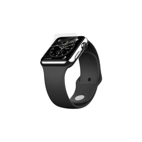 Belkin SCREEN FORCE InvisiGlass - Screen protector - for Apple Watch (42 mm)