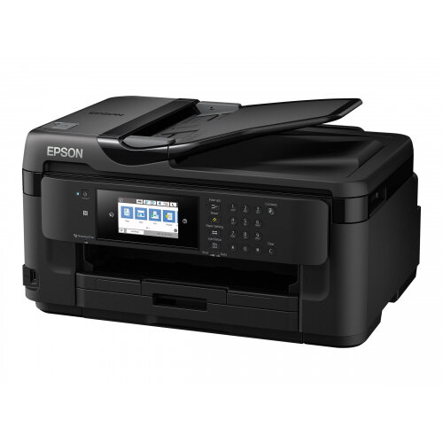 Kendte Epson WorkForce WF-7710DWF - Multifunction printer - colour - ink ZG-61