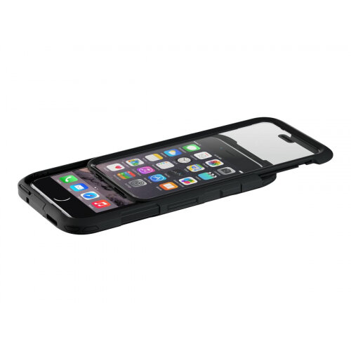 the latest ecdee 05af6 Griffin Survivor Summit - Protective case for mobile phone - rugged -  silicone, polycarbonate, thermoplastic elastomer (TPE) - black - for Apple  ...