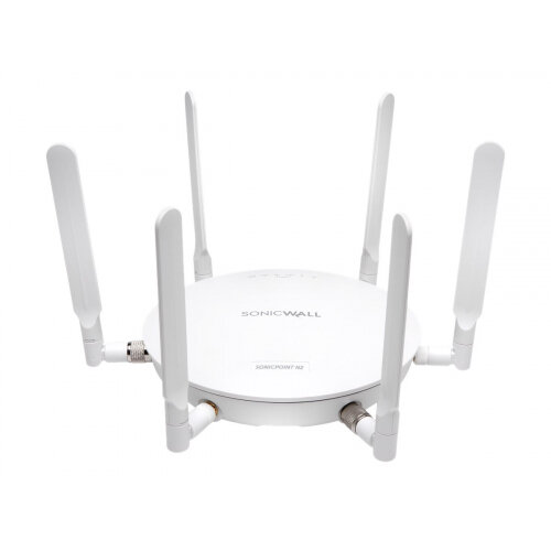 SonicWall SonicPoint ACe - Radio access point - with 3 years Dynamic  Support 24X7 - Wi-Fi - Dual Band - SonicWALL Secure Upgrade Program - with