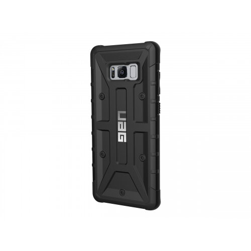 hot sale online d49c3 0b150 UAG Pathfinder Series Rugged Case for Samsung Galaxy S8 Plus [6.2-inch  screen] - Protective case for mobile phone - polycarbonate, rubber - black  - ...