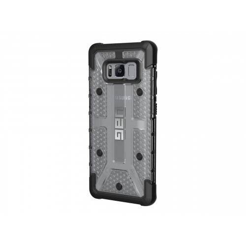 competitive price 0e92f bf4c3 UAG Plasma Series Rugged Case for Samsung Galaxy S8 [5.8-inch screen] -  Back cover for mobile phone - ice (transparent) - for Samsung Galaxy S8