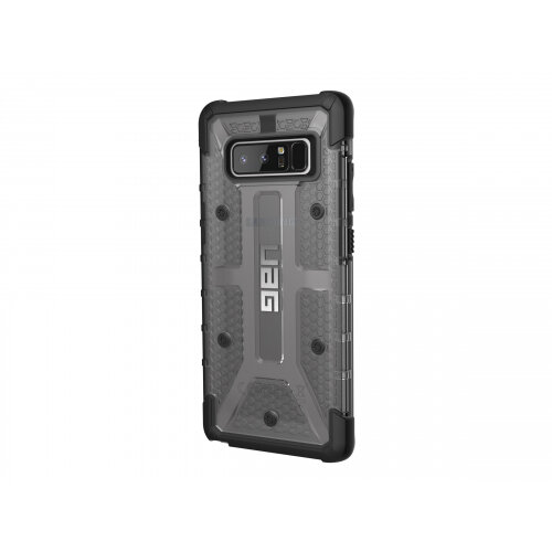 new product 59de7 e4a49 UAG Plasma Series Rugged Case for Samsung Galaxy Note 8 - Back cover for  mobile phone - rubber - ash - for Samsung Galaxy Note8