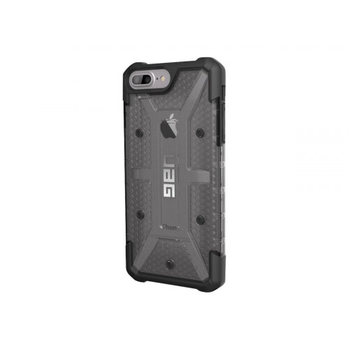 new concept 4fef8 4ba2c UAG Plasma Series Rugged Case for iPhone 8 Plus / 7 Plus / 6s Plus  [5.5-inch screen] - Back cover for mobile phone - ash - for Apple iPhone 6  Plus, 6s ...