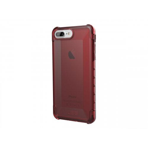 best service f8dca 24b02 UAG Plyo Series - Back cover for mobile phone - crimson - for Apple iPhone  6 Plus, 6s Plus, 7 Plus, 8 Plus