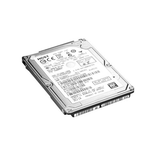 HP - Solid state drive - 2 TB - internal - 2 5